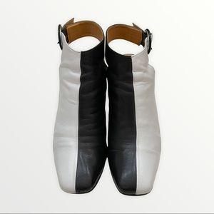 John Fluvog Dorothy Booties Vintage Inspired 9.5